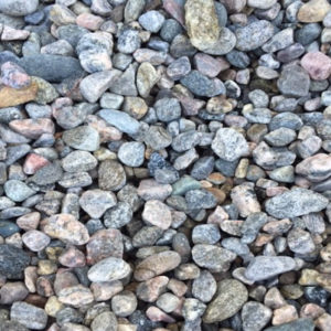 Fairgreen Sod Farms 1-3 Inch River Rock 1 Inch River Rock