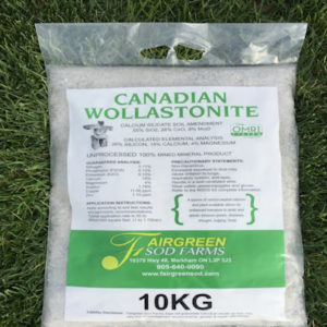 Fairgreen Sod Farms Wollastonite